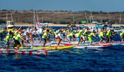 Elite Field Set For 20th Anniversary Molokai-2-Oahu