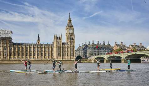 London Calling for Experienced Paddle Boarders