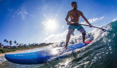 SUP Surfing Mistakes To Avoid