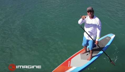 Dave Kalama's Paddle Stroke And Placement Tips