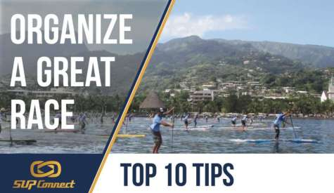10 Intermediate Tips For Organizing Great SUP Races