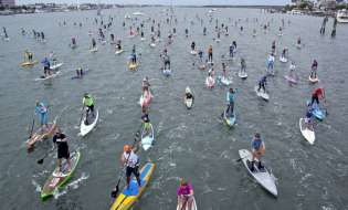 Carolina Cup Joins World SUP Tour