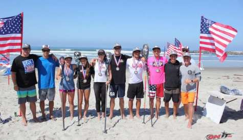 USA Surfing Crowns First Ever SUP & Paddle Board Champions